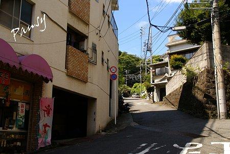 坂道・・熱海の街角・・4