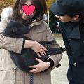 Photos: セナ君抱っこ