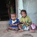 Photos: 村の子供