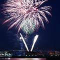 Photos: 横浜花火4!(100718)