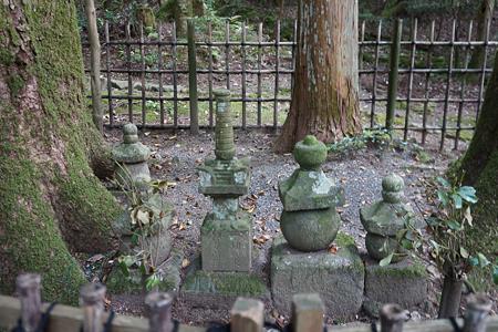 阿波内侍の墓 - 1