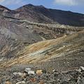 写真: 100512-90阿蘇中岳噴火口19