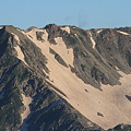 写真: 100722-38穂高連峰と槍ヶ岳(26/30)