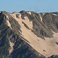Photos: 100722-38穂高連峰と槍ヶ岳(26/30)