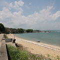 Photos: 110508-2向島での瀬戸内海1