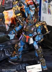 第49回静岡ホビーショー(2010) レポートその11 MG 武者ガンダムMK-2 07