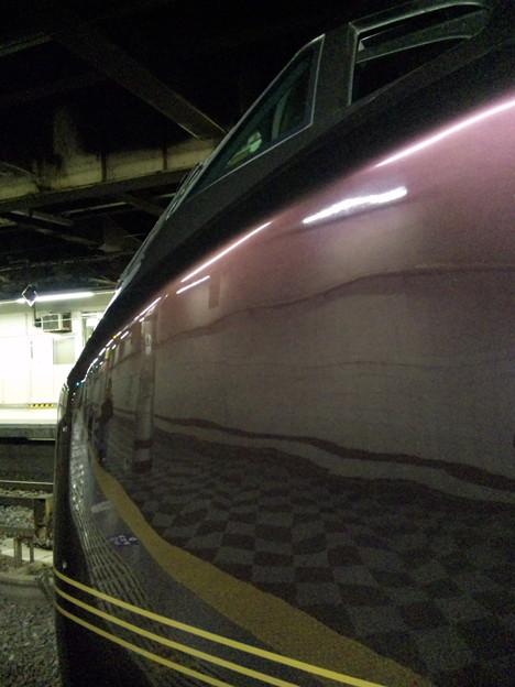 E655系電車「なごみ」 III
