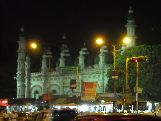 モスクっぽい建物