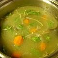 Photos: すいとん風味噌スープ