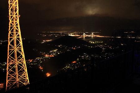 測量山からの夜景 IMG_5651