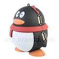 写真: USB2.0ペンギン型4ポートハブ7