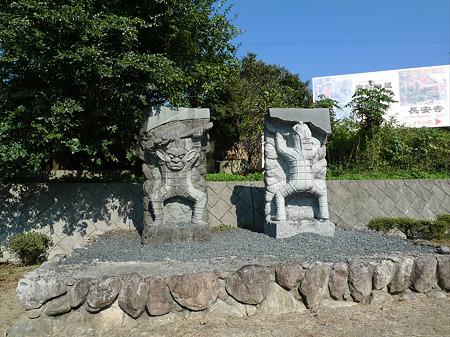 豊後高田市の石像(1)