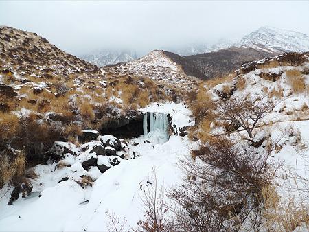 冬の仙酔峡(6)