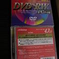 写真: DVD-RW x1 for DATA