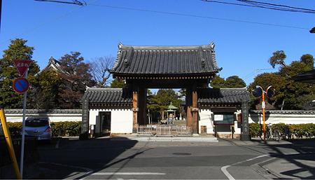 しばられ地蔵のお寺