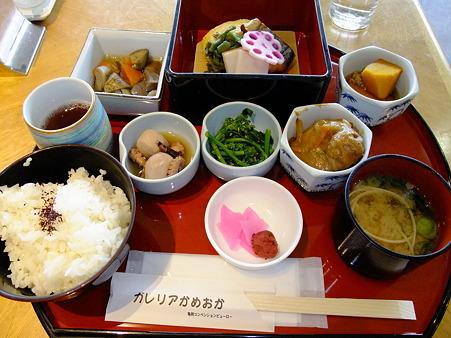 おばんざい定食(道の駅・ガレリアかめおか【京都】)