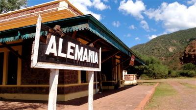 アレマニアの村