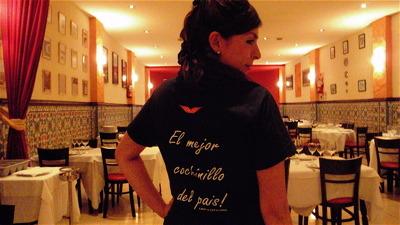 スペイン料理を堪能する夜2