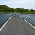 Photos: 佐田の沈下橋