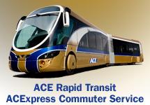 ACE Rapid Transit Bus