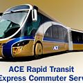 Photos: ACE Rapid Transit Bus