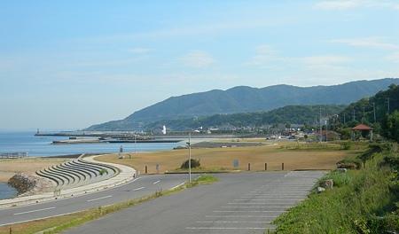 多賀の浜海水浴場1