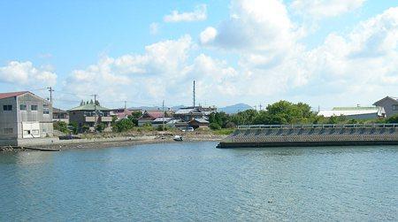 三原川河口12