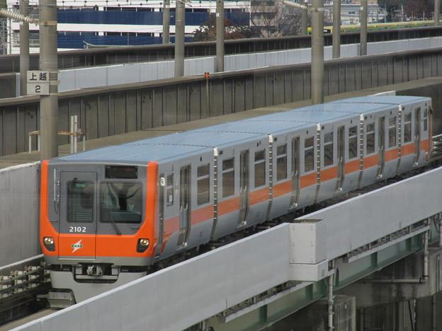 埼玉新都市交通伊奈線2000系