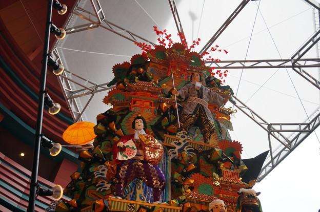 12 2014年 博多祇園山笠 飾り山笠 再茲歌舞伎花轢 (9) - 写真共有 ...